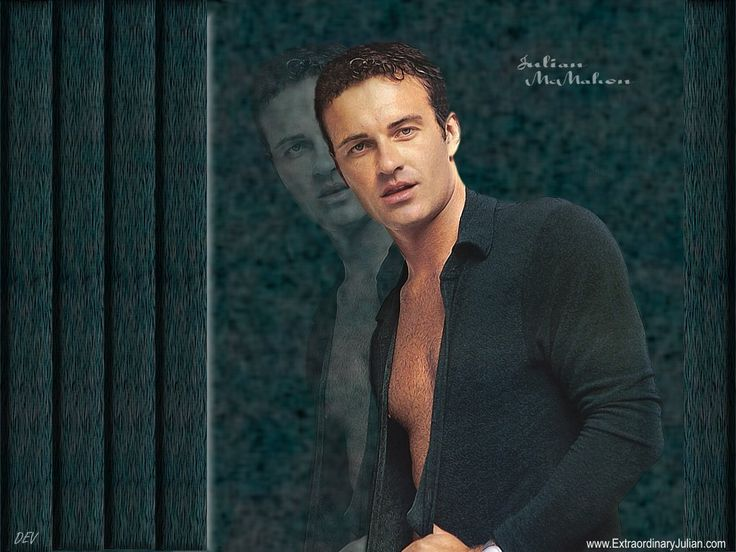 """Julian McMahon. Hotter than ten hot things! I didn't watch """"Charmed"""" but I never EVER missed a single, screen-smoldering episode of """"Nip/Tuck""""."""