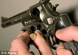 Rysk roulette pistol brookers online aut