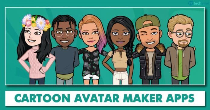 10 Best Cartoon Avatar Maker Apps For Android Cartoon Avatar Maker Avatar Maker Create Your Own Cartoon