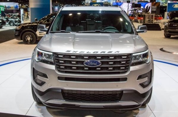 2017 Ford Explorer XLT – Review