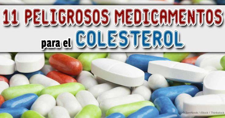 Las estatinas, o medicamentos para bajar el colesterol, estan relacionados con muchos efectos secundarios adversos, como problemas musculares, disfuncion sexual, y un mayor riesgo de cáncer. http://espanol.mercola.com/boletin-de-salud/la-verdad-sobre-los-medicamentos-de-estatinas.aspx