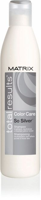Mix with normal shampoo (half and half), leave on for 2 or 3 minutes- keeps blondes a cool platinum color- keeps the yellow/gold tones away.  Use every time you shampoo!