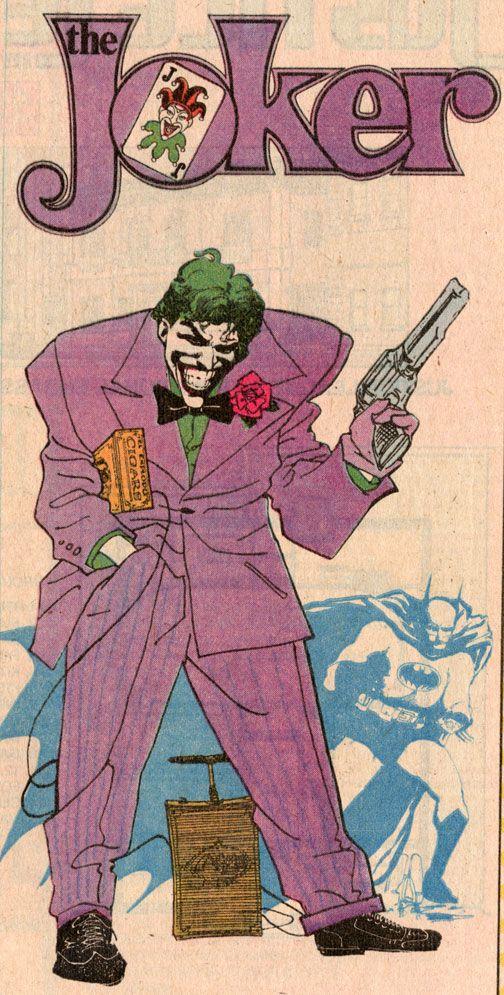 The Joker by Kyle Baker