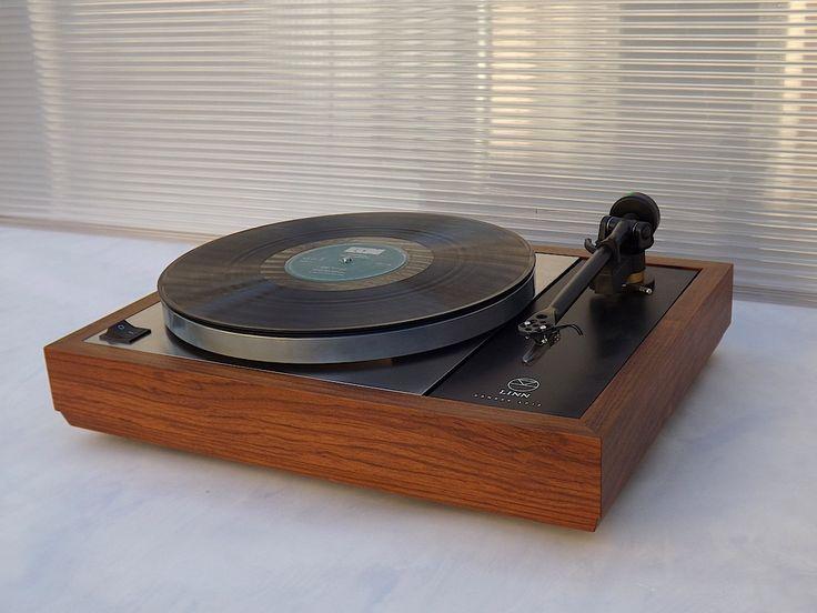 Linn Sondek LP12 plinth - jatoba wood - by woodoosound ...