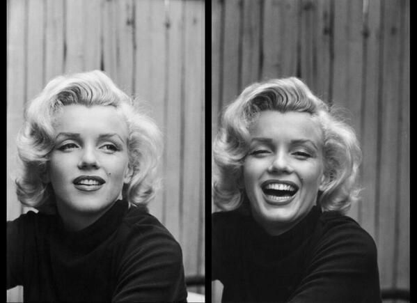 Marilyn Monroe, 1953: