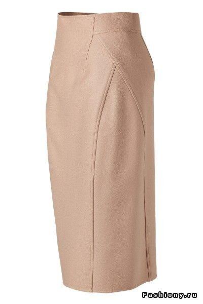 МК юбки-карандаш от Donna Karan .Моделирование юбки.Продолжение / модели юбки для пошива