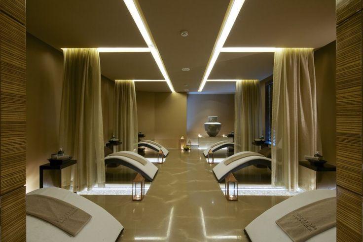 Stunning Spa Interior Design Ideas Gallery - Decorating Design ...