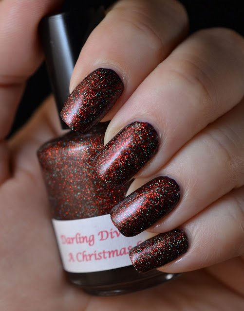 Favorite Glitter - Darling Diva Polish A Christmas Story