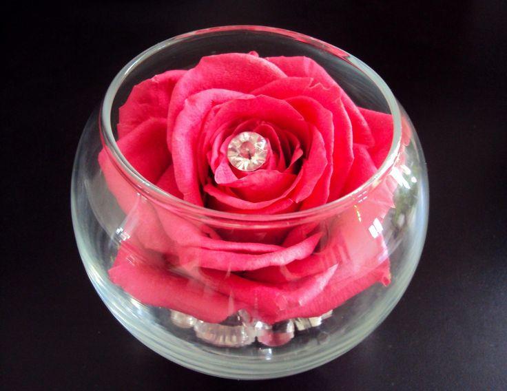 Fleurs Naturelles Stabilisées C'est faire en sorte qu'une plante, fleur ou feuillage garde sa beauté et texture naturelle pendant plusieurs années.