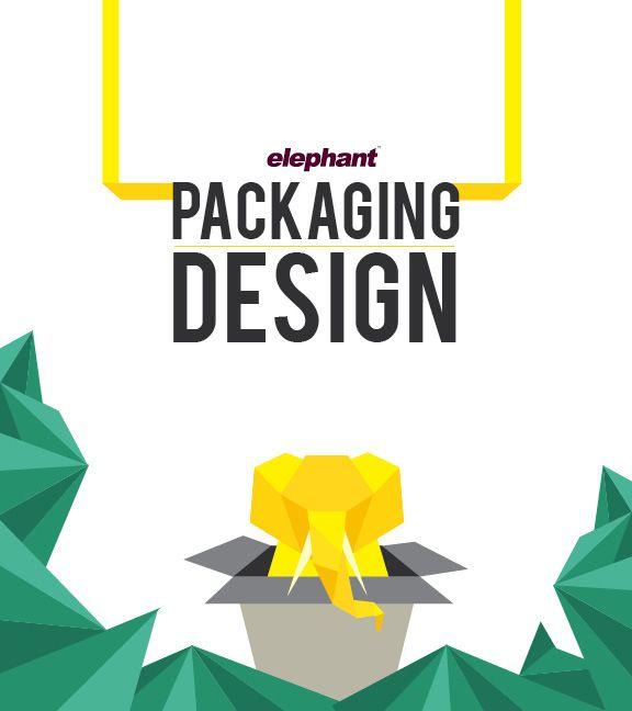 Elephant Design-Company Profile book (Packaging Design) by Ramsha Qamar, via Behance