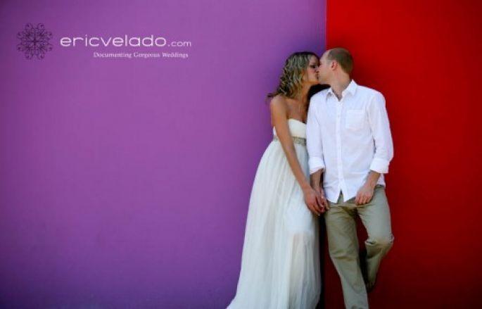 Colores para tu boda. Fotografía DE