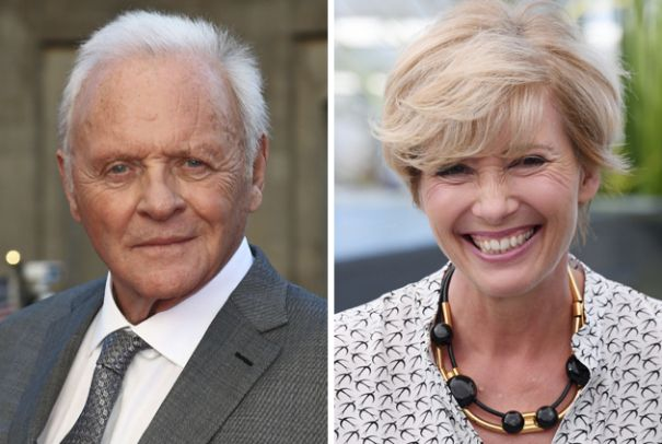 Anthony Hopkins & Emma Thompson To Star In 'King Lear' For Amazon Studios