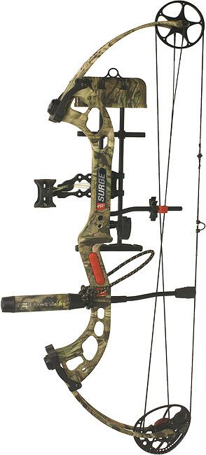 pse surge bow package 650