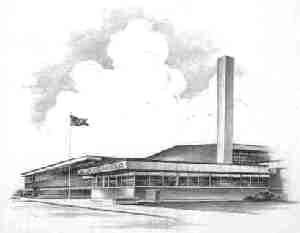 1954 when Carl Sandburg High School opened.