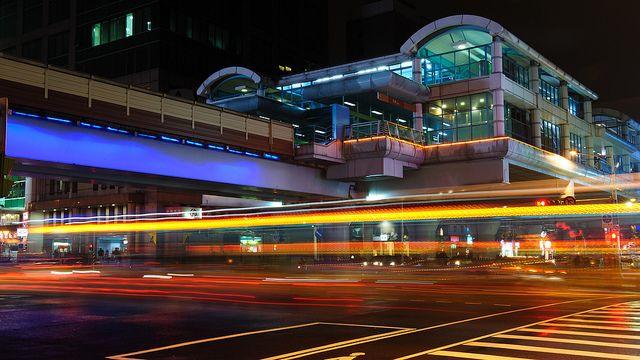 Da'an station,Taipei Metro #Taiwan