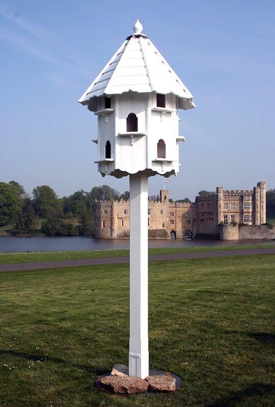 how to build a dovecote birdhouse