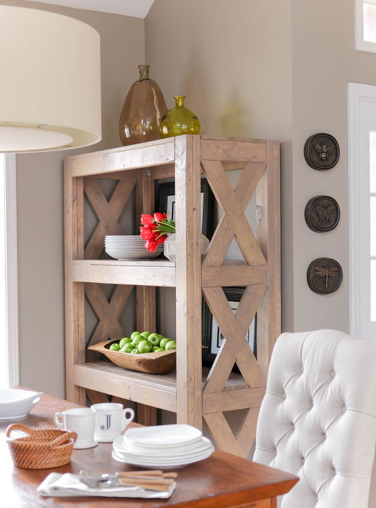 diy home design. DIY Bookshelf With Simpson Strong Tie  487188 Best Home Decor Images On Pinterest Craft Ideas