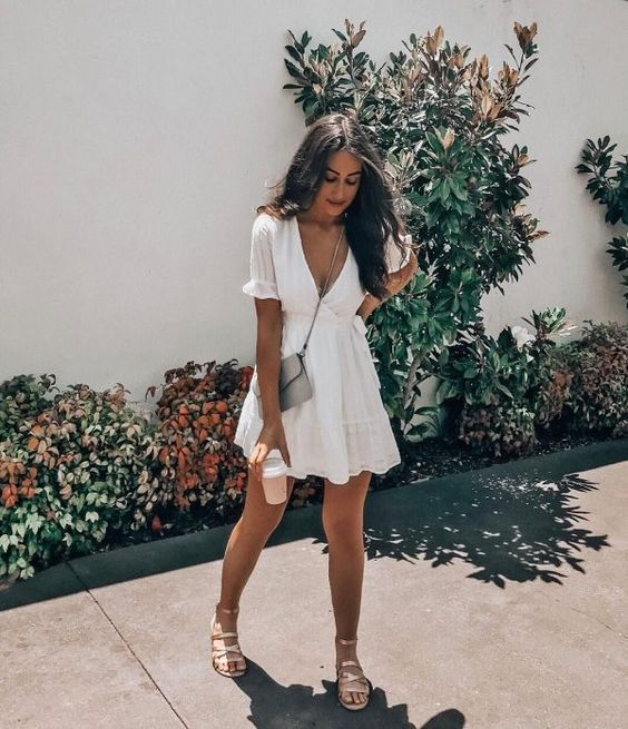20 Casual Summer Dresses for Women Sundresses Classy Simple Cute Outfits 11