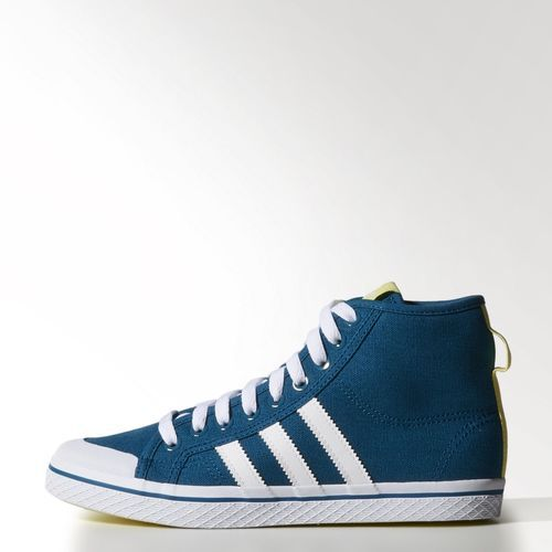 Zapatillas Casuales Honey Mid Mujer - Surf Petrol S15-St adidas | adidas Chile