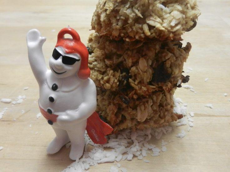 Madame Labriski - Ces galettes dont tout le monde parle - : La SALUT BONHOMME! (galette protéines et noix de c...