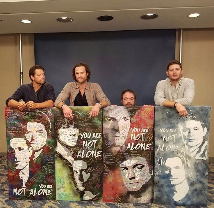 WOW! I love how the cast and crew and the fandom are behind eachother's  campaigns. AKF, LYSF, YANA, IAE, FGYB and of course GISHWHES. AMAZING.