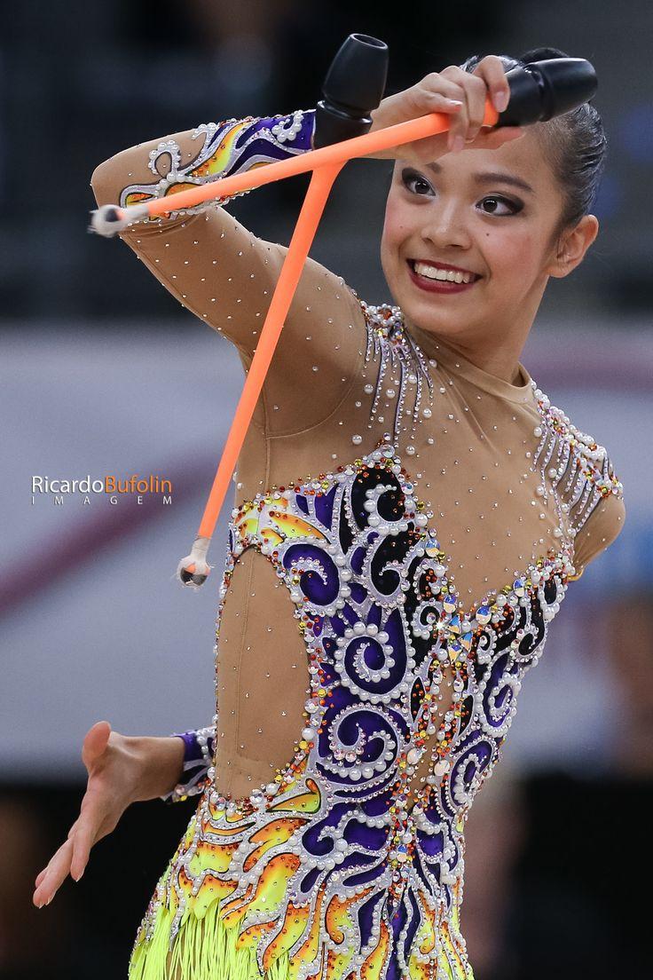 Laura Zeng - USA | Rhythmic Gymnastic  #roadtorio #fig #cbg #cob #canon #cpscanon #longines #unitedstates #usa #gymnastics #gimnasia #ginastica #ritmica #rhythmic #clubs #maças #rio2016 #olympic #games #sportphotography