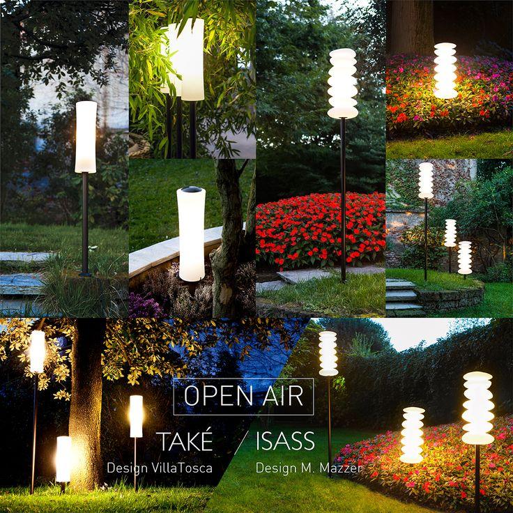 It's summer yet! Find out Lumen Center Italia Open Air products to light up your summer nights! #lumencenteritalia #lightcreativityinnovation #outdoor #summernight