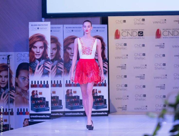 SZONJA DUDIK fashion show in MOSZI 2016 Princess collection National costume