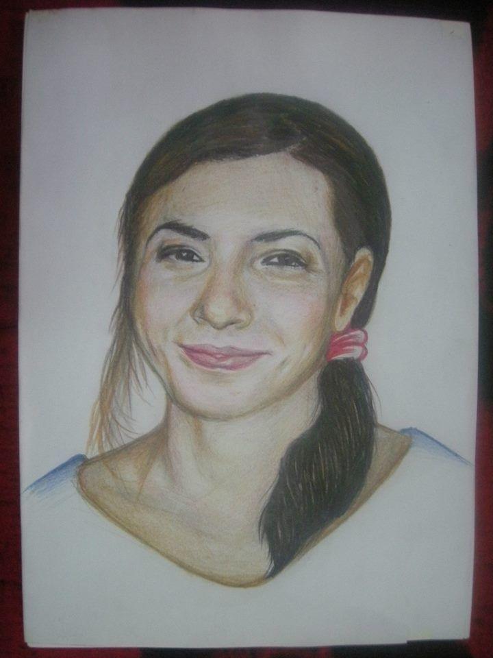 portret Ana C