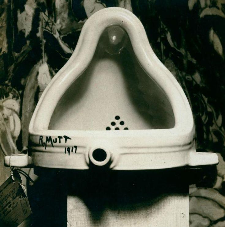 L'orinatoio che immaginò l'arte contemporanea | Doppiozero