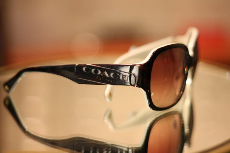 Coach Sunglasses  my new shades the hubby bought for me :)