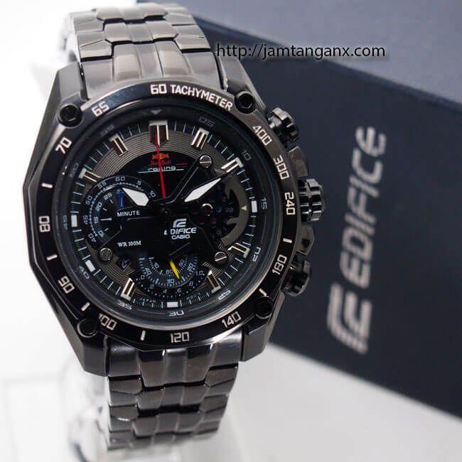 jam tangan edifice EF-550 Black