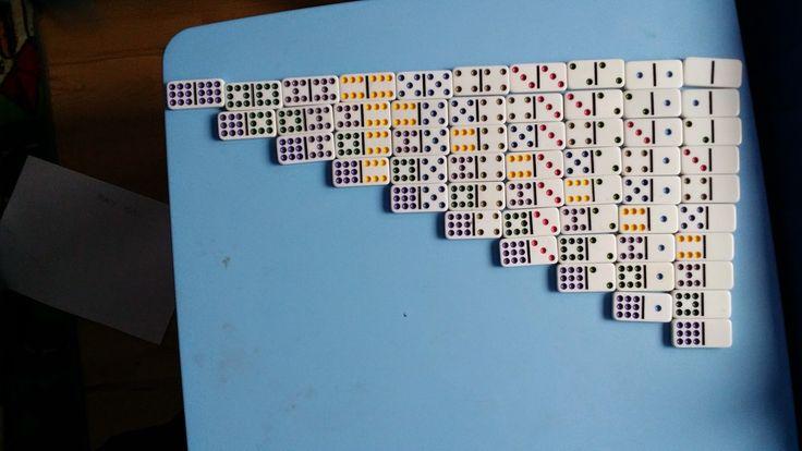 Tominowo: Dominowe układanie 2... I Zagadki godzinowe