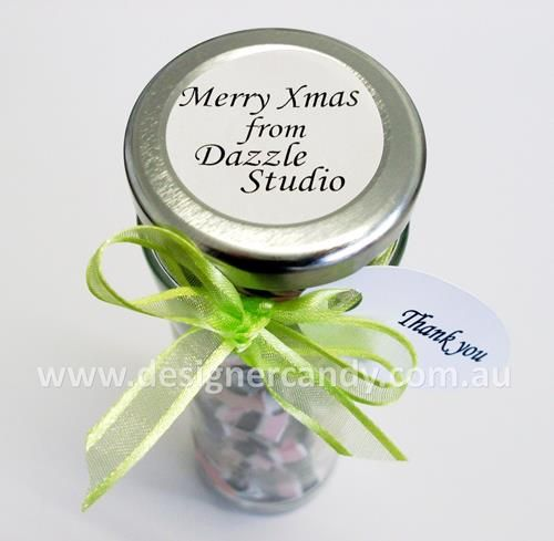 Looking for that perfect client gift this Christmas? Design your own Designer Personalised Candy!  Great for corporate or family Christmas gifts, and for Christmas functions, parties and events. Book your Designer Candy order now as we are booking out for the end of the year. For more information please visit: http://designercandy.com.au/10kg-designer-personalised-candy-en-2.html  #designercandy #christmas #personalised #clientgifts