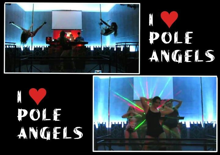 I love pole angels