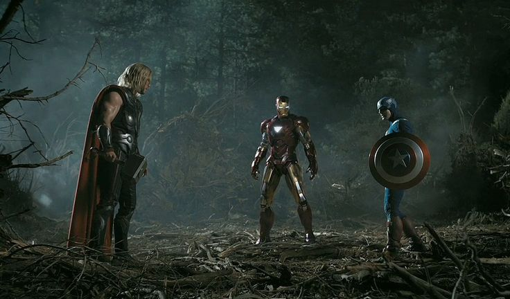 In dieser Reihenfolge solltest du dir die Marvel Filme und Serien anschauen
