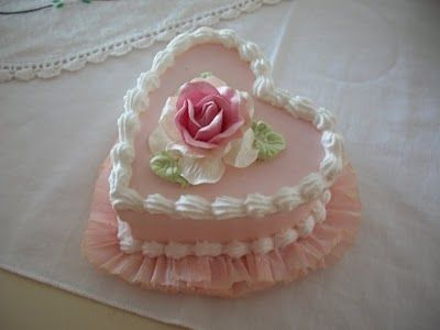 Heart - be really cute as a mini cake