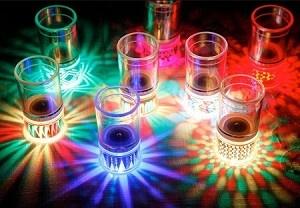 LiteRay Shot Glasses                                                                        G͜͡꒒৹͙̑W᷈˚n̲̅❊N͠ë̤◌ͦй˚S͜͡!