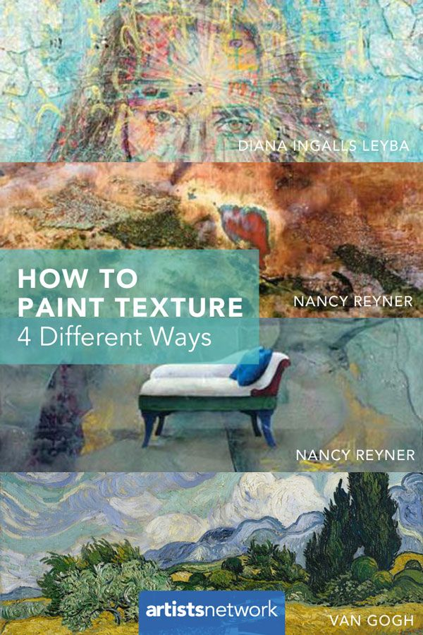 Every Artist Should Know How to Paint This! #PaintingTexture #PaintingTips