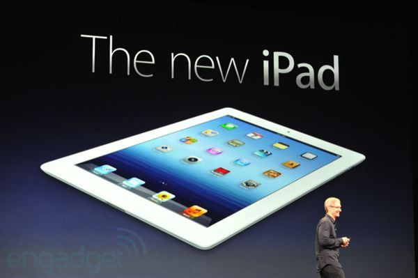 Well, well, well, look who made an appearance today.    9.7 in retina display, A5x processor, 5mp camera, 9 hr battery life