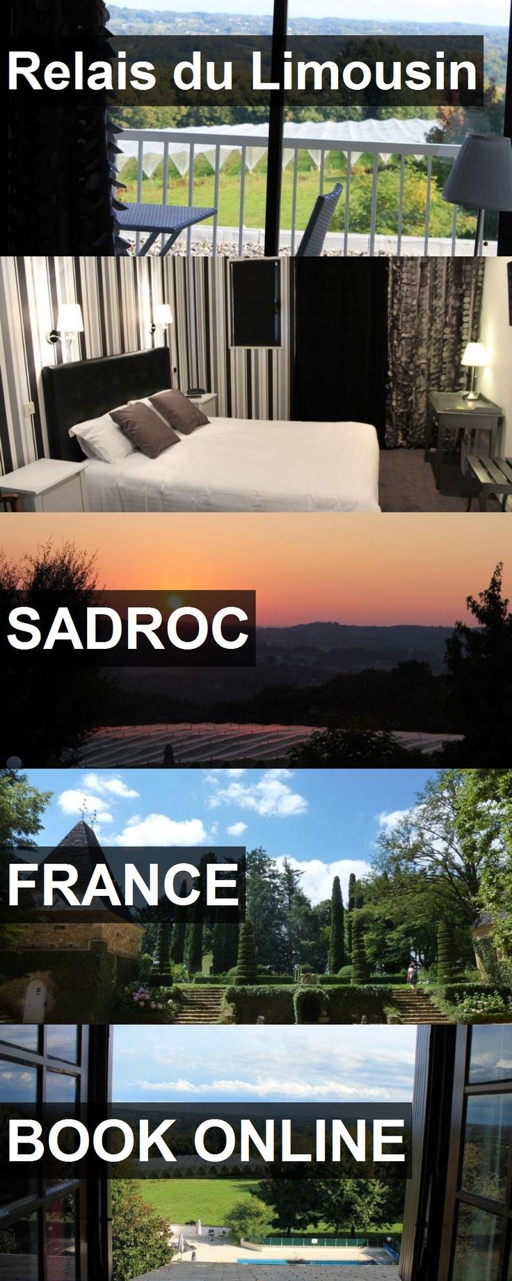 Hotel Relais du Limousin in Sadroc, France. For more information, photos, reviews and best prices please follow the link. #France #Sadroc #RelaisduLimousin #hotel #travel #vacation