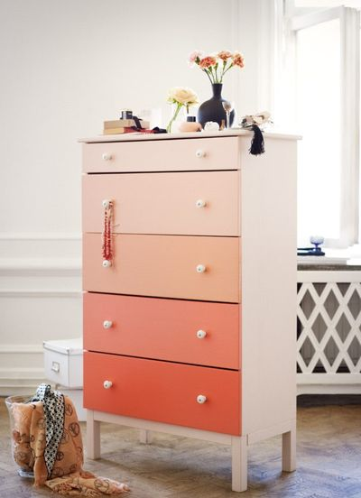 #multicoloured #drawers