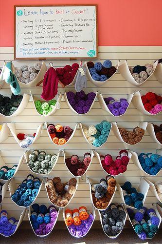 yarn organization idea