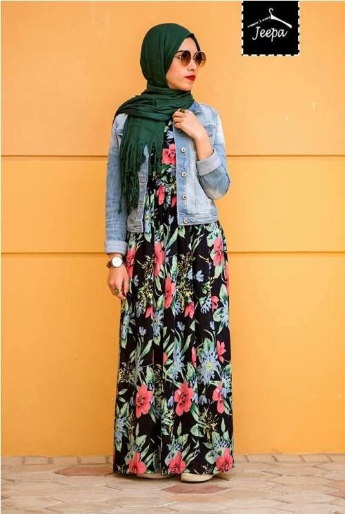Fashion casual wear for veiled girls – Just Trendy Girls