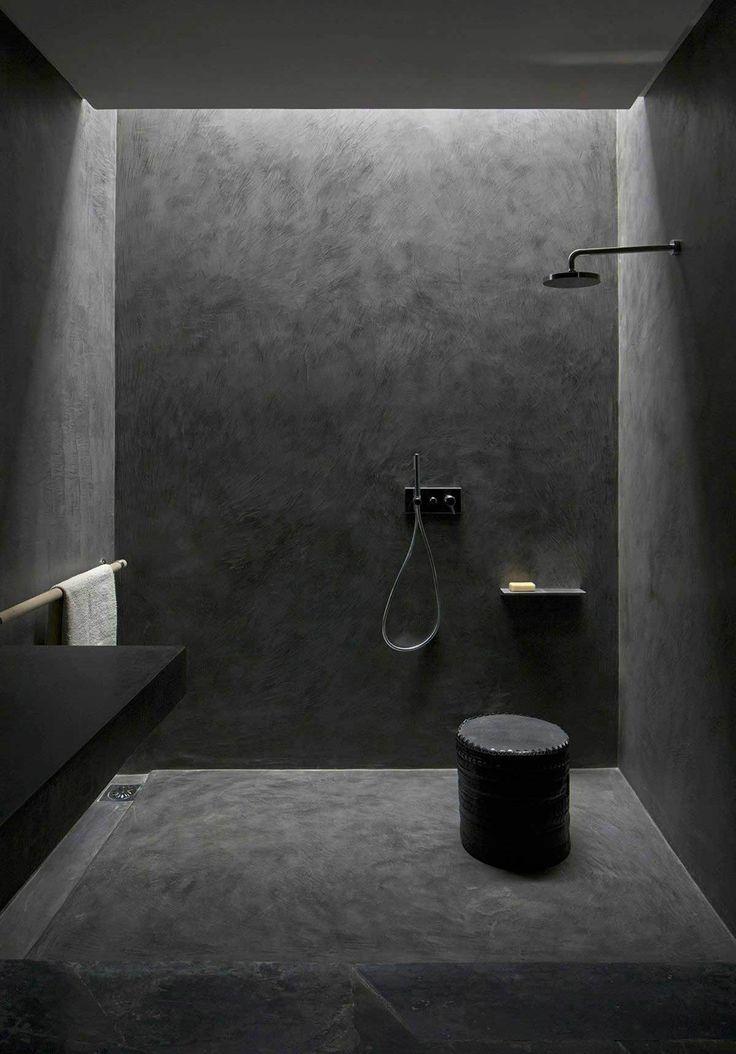 Villa E by Studio Ko in Morocco | Yellowtrace Dream bathroom