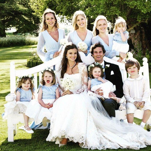 Rupert Finch and Lady Natasha Rufus Isaacs' Wedding