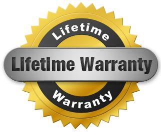 Lifetime Warranty  bmw x3 ventajas