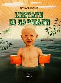 """Stian Hole """"L'estate di Garman"""", Donzelli. Vincitore dei più prestigiosi premi internazionali, Stian Hole ha una originalissima tecnica grafica che fonde disegno, fotografia e collage."""