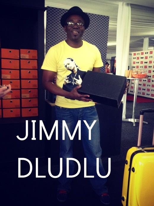 Jimmy Dludlu