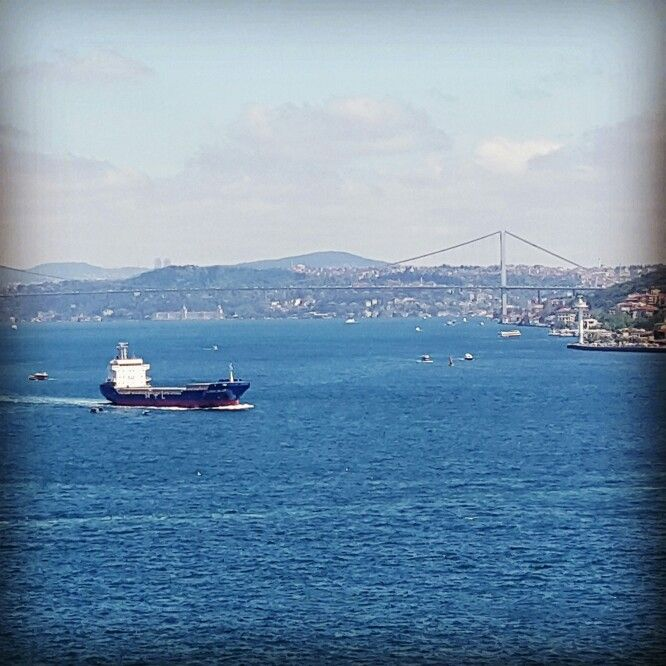 Bhosporus strait